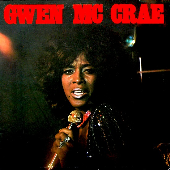 Gwen McCrae - 90 Percent of Me Is You